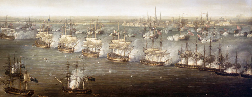 Battle of Copenhagen 1801