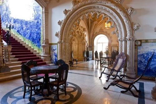 Busscao Palace