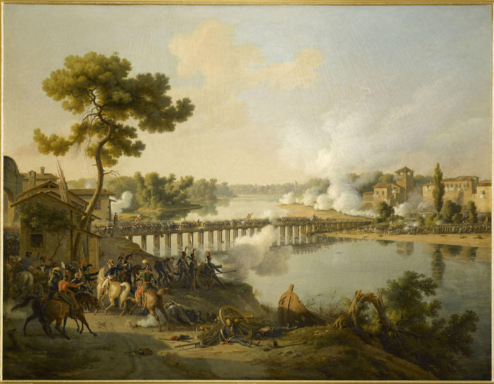Battle of Lodi May 1796