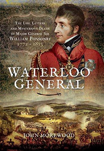 Waterloo General John Morewood