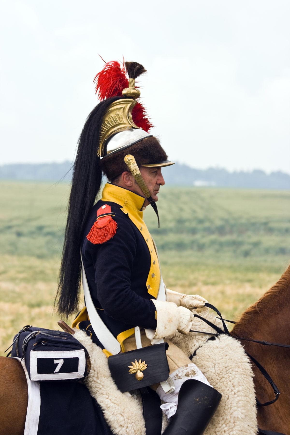 Napoleon Waterloo Battlefield Tour